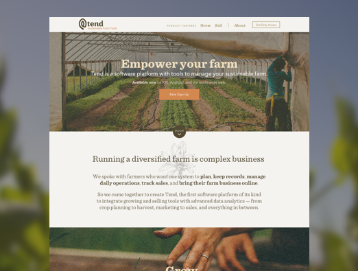 Empower your farm